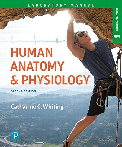 Human anatomy physiology laboratory manual by catharine whiting human anatomy physiology laboratory manual making whiting fandeluxe Gallery