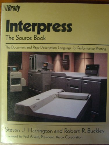 9780134755915: Interpress: The Source Book