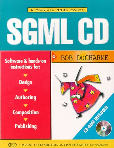 9780134757407: SGML CD: With CDROM (Charles F. Goldfarb)