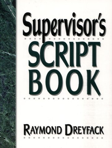 9780134760520: Supervisor's Script Book