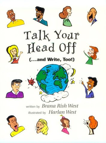 9780134762012: Talk Your Head Off (-- And Write, Too!)