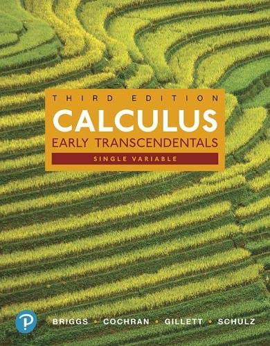 9780134766850: Calculus, Single Variable: Early Transcendentals (3rd Edition)