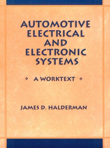 9780134768137: Automotive Electrical and Electronic Systems: A Worktext
