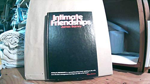 Intimate Friendships (A Spectrum book): James Ramey