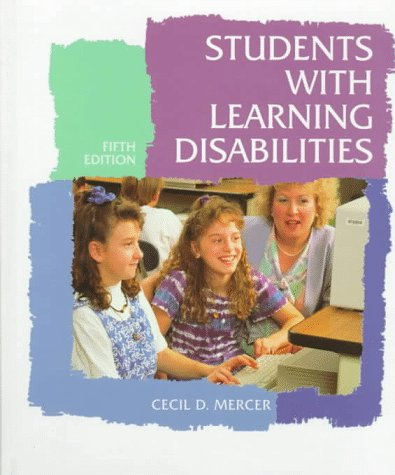 9780134771762: Students with Learning Disabilities (5th Edition)