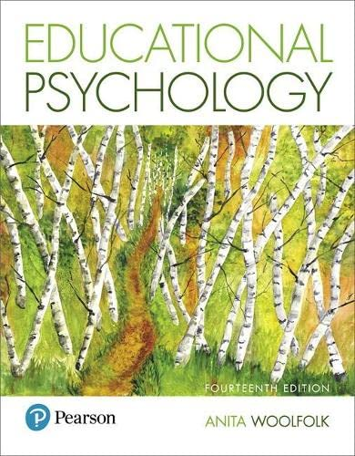 9780134774329: Educational Psychology (14th Edition)