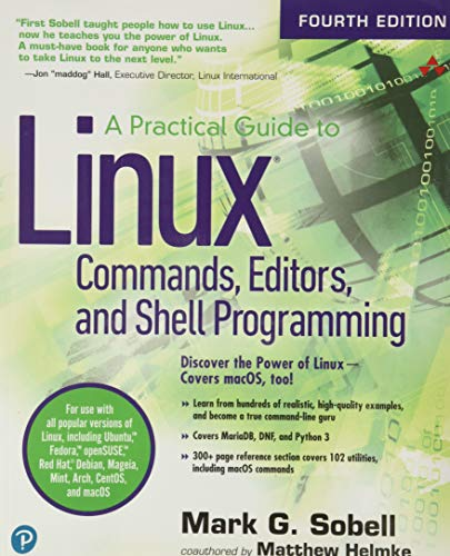 Download Practical Guide to Linux Commands, Editors, and Shell Programming, A