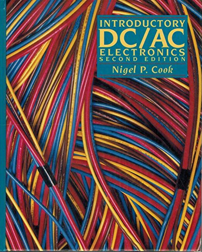 9780134780900: Introductory DC/AC Electronics