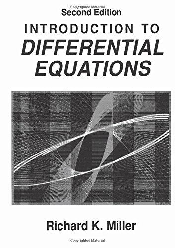 9780134782645: Introduction to Differential Equations (2nd Edition)