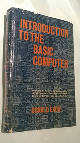 9780134782973: Introduction to the Basic Computer