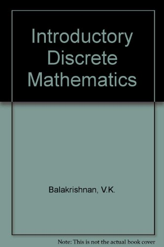 9780134786780: Introductory Discrete Mathematics