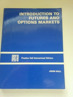 9780134786865: Introduction to Futures and Options Markets