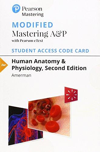 erin amerman - human anatomy physiology mastering - AbeBooks