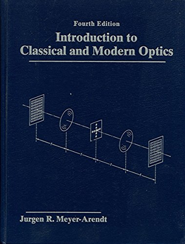 9780134793030: Introduction to classical and modern optics