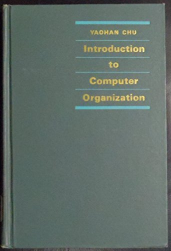 9780134795355: Introduction to Computer Organization