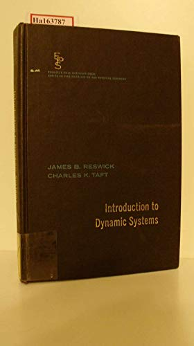 9780134799070: Introduction to Dynamic Systems.