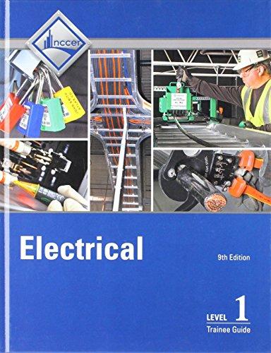 9780134804736 Electrical Level 1 Trainee Guide Hardback