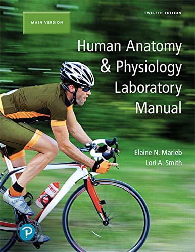 9780134806358: Human Anatomy & Physiology Laboratory Manual, Main Version