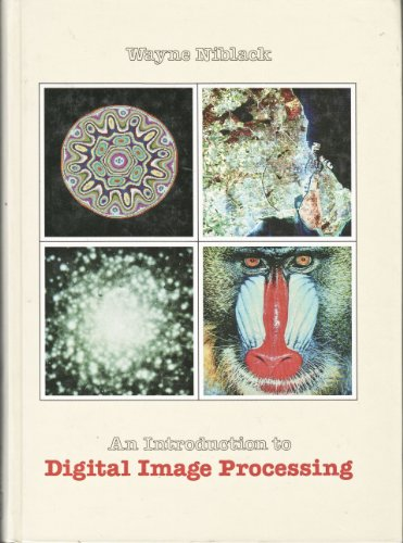 9780134806747: An Introduction to Digital Image Processing