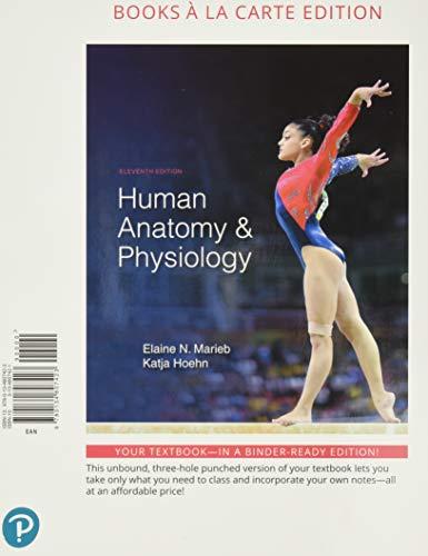 9780134807423: Human Anatomy & Physiology, Books a la Carte Edition