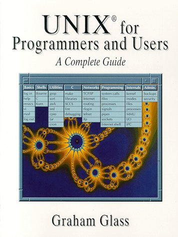 9780134808802: Unix for Programmers and Users: A Complete Guide