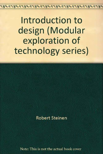 9780134811680: Title: Introduction to design Modular exploration of tech