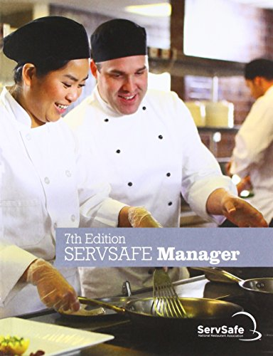 9780134812335: ServSafe ManagerBook with Answer Sheet (7th Edition)