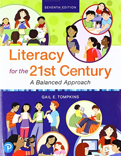 9780134813103: Literacy for the 21st Century: A Balanced Approach