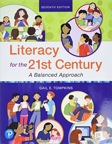 9780134813653: Literacy for the 21st Century: A Balanced Approach