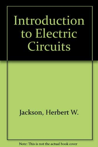 9780134814254: Introduction to Electric Circuits
