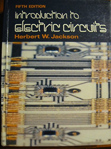 9780134814322: Introduction to Electric Circuits