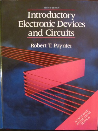 9780134829937: Title: Introductory electronic devices and circuits