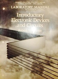 Introductory Electronic Devices And Circuits: Miller, Paynter