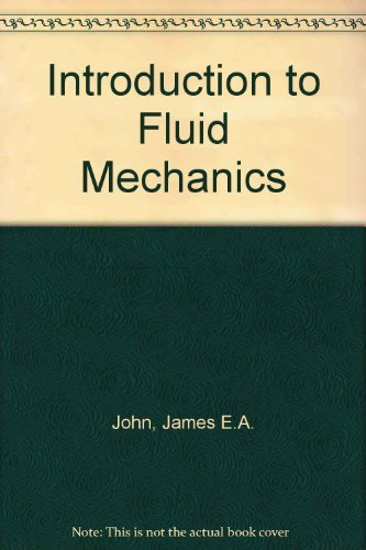 9780134839677: Introduction to Fluid Mechanics
