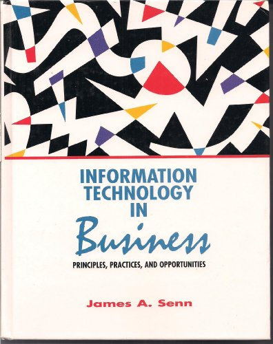 9780134843049: Information Technology in Business