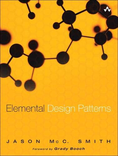 9780134843544: Elemental Design Patterns (Paperbac
