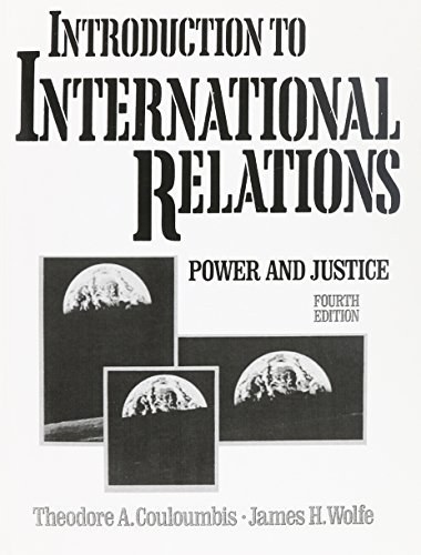 9780134846842: Introduction to International Relations: Power and Justice