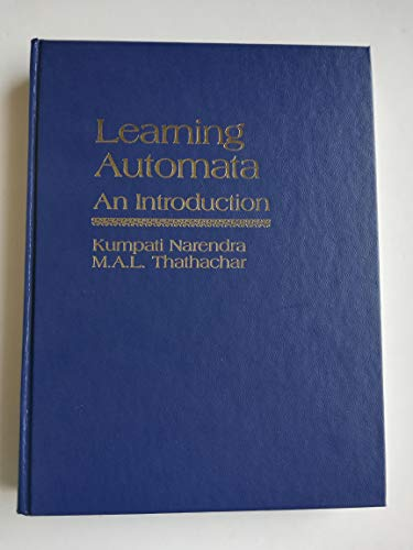 9780134855585: Learning Automata: An Introduction