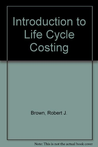 9780134859057: Introduction to Life Cycle Costing