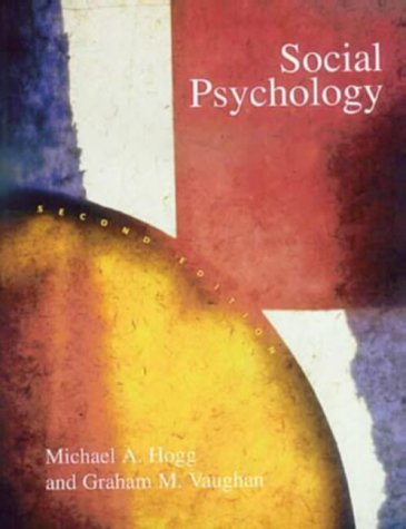 Social psychology by hogg vaughan abebooks social psychology hogg and vaughan fandeluxe Image collections