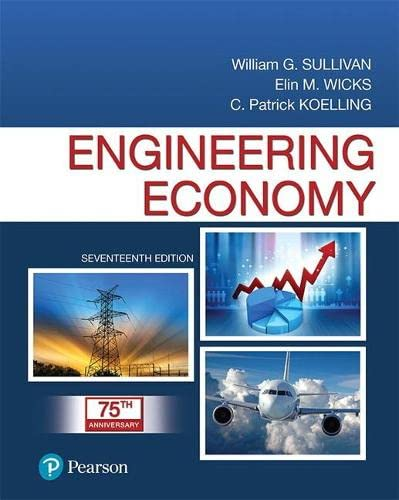 9780134870069: Engineering Economy