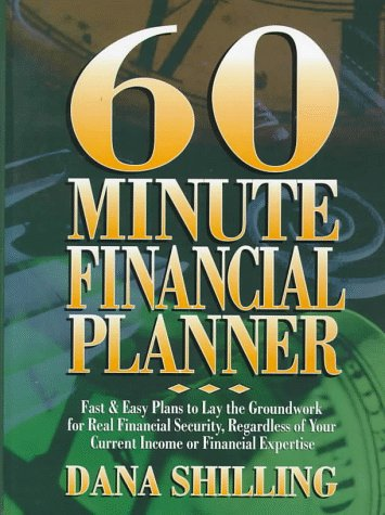 9780134890982: 60 Minute Financial Planner (60-Minute Series)