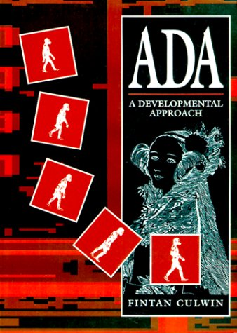 9780134891477: ADA: A Developmental Approach (Prentice Hall object-oriented series)