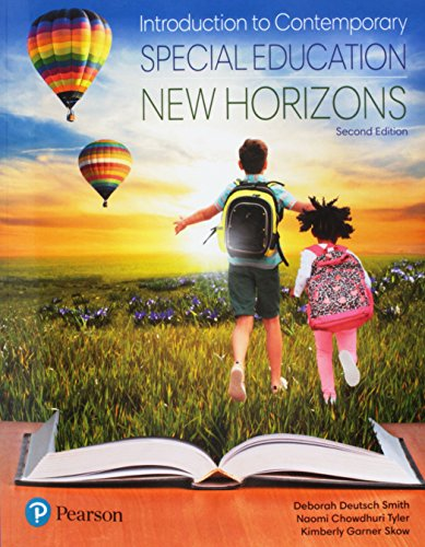 9780134895086: Introduction to Contemporary Special Education: New Horizons (2nd Edition)