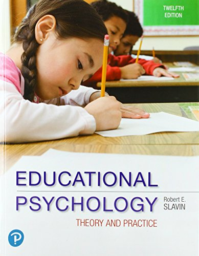 9780134895109: Educational Psychology: Theory and Practice