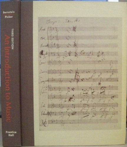 An Introduction to Music: Martin Bernstein and