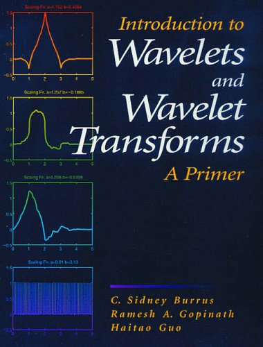 9780134896007: Wavelets: A Primer (Prentice Hall Series in Advanced)
