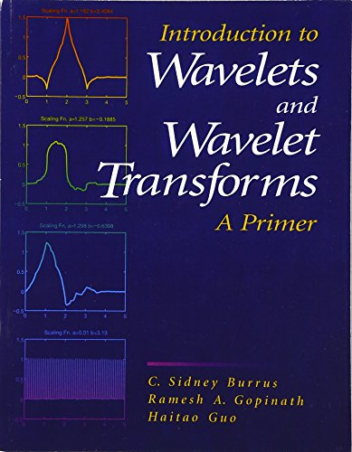 9780134896007: Introduction to Wavelets and Wavelet Transforms: A Primer