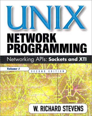 9780134900124: Unix Network Programming: Networking Apis: Sockets and Xti: 1