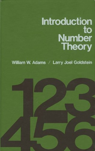 9780134912820: Introduction to Number Theory